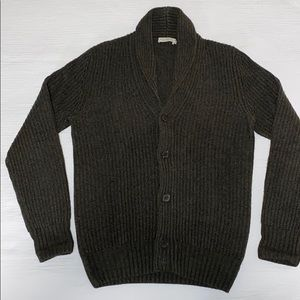 SuitSupply Cashmere Wool Cardigan